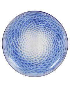 PLATTER BLUE 400 MM