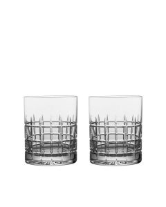 WHISKYGLASS 35 CL 2-PK